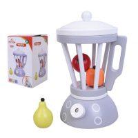 צעצוע מעבד מזון בלנדר לילדים מעץ מלא