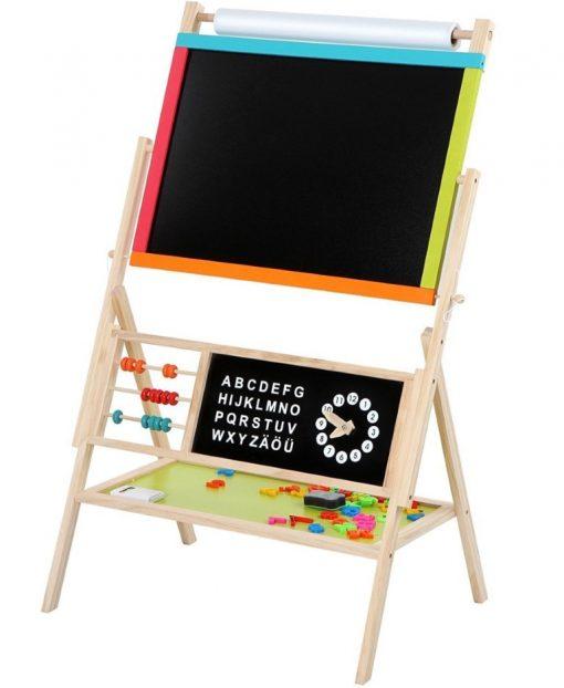 לוח פרוייקטים לילדים 5 ב 1 לוח מחיק