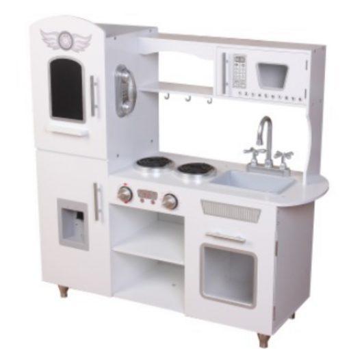 מטבח לבן לילדים