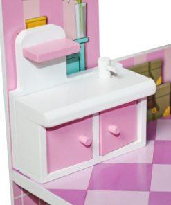בית בובות לילדים שלוש קומות
