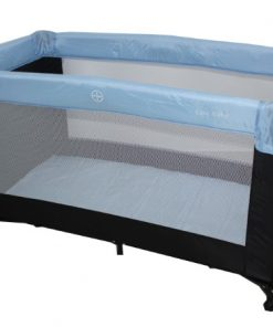 לול לתינוק מתקפל לקמפינג וטיולים כולל מזרן גב קשיח
