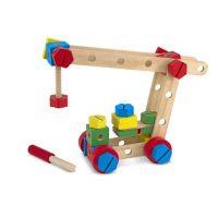 משחק הרכבה מעץ