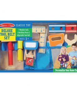 סט חגורת כלי נגרות לילדים
