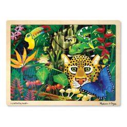 פאזל הג'ונגל