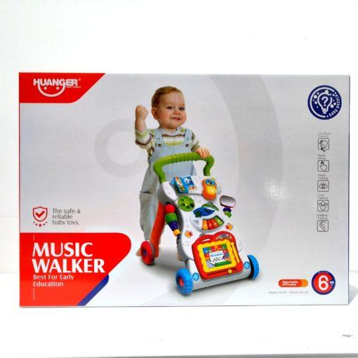 הליכון מוזיקלי לתינוק