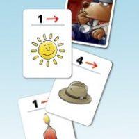 שרלוק משחק קלפים