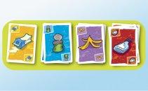 זרוק תזבל משחק קלפים ירוק