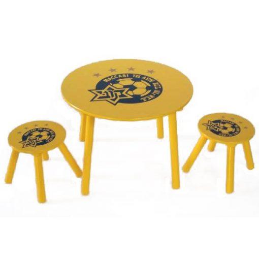שולחן וכיסאות מכבי תל אביב