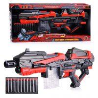 צעצוע רובה לילדים עם 10 חצים FJ552