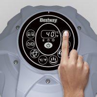 Bestway Lay-Z-Spa HONOLULU מערכת ספא מתנפחת מבית