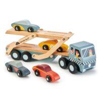 טנדר ליפ - מוביל מכוניות מעץ